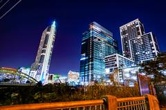 AustinNights_128-2 (allen ramlow) Tags: austin city urban cityscape buildings architecture long exposure sony a6500 night building light
