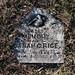 Sarah Clementine Kicthens Rice headstone