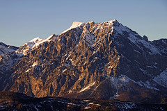Monte Tinisa (Vid Pogacnik) Tags: italy mountain outdoor hiking landscape carnicalps winter mountainpeak mountainside