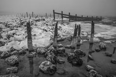 a cold winter (stocks photography.) Tags: michaelmarsh whitstable photographer photography winter acoldwinter beach seaside coast
