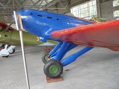 "Polikarpov I-17 5 • <a style=""font-size:0.8em;"" href=""http://www.flickr.com/photos/81723459@N04/32787638931/"" target=""_blank"">View on Flickr</a>"