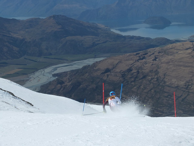 FIS athlete #8 - Treble Cone, Wanaka NZ (August 30 2014)