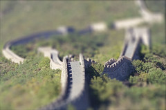 great-wall (Astro-Chimp) Tags: miniature fakes tiltshift