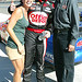 Carl Edwards with Amanda picture