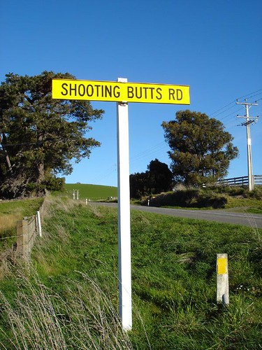 Shooting Butts Road. by Asiatic League