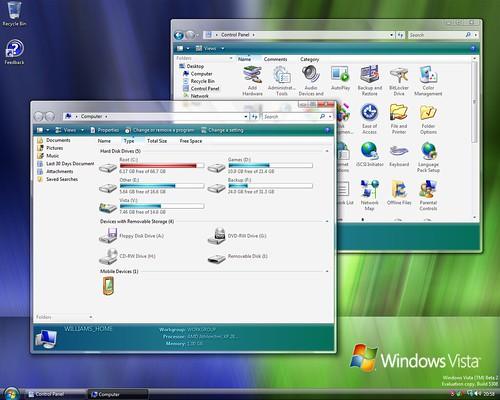 Windows Vista Windows