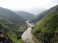 Landscape in North Vietnam