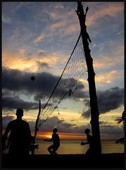 Sun Set Match 2 - by vapours