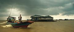 Tonle Sap lake_encounter (Nachosan) Tags: lake storm cambodia nachosan eternallands itsongnikond70 itsonginvite itsongeternalsoutheastasia nikonstunninggallery