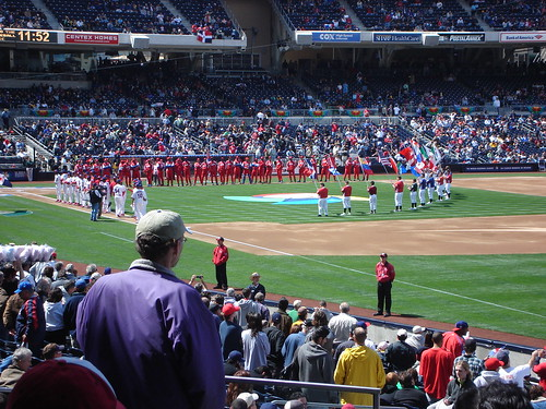 Domincan Republic vs Cuba, Petco Park, M by ilovemypit, on Flickr