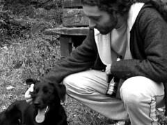 Darling (ercicala77) Tags: friends bw dog friend filippo sandrino blackorwhite