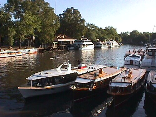 Tigre, River Lujan. Buenos Aires