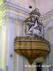Campagna (SA), 2004, Basilica di Santa Maria della Pace: l'organo. (Fiore S. Barbato) Tags: italy campania fiume campagna organ organo salerno monti cattedrale torrente tenza picentini