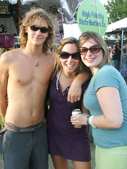 Austin City Limits Music Festival 2005 #6 (CT Photographic Artist) Tags: music festival austin texas bellybutton navel outie