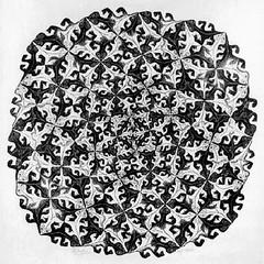 LW411 (Nils van der Burg) Tags: art escher mcescher litograph