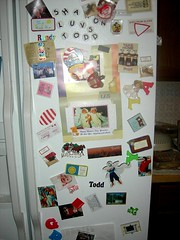 Right side kitchen magnets