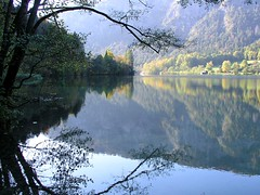 Our beautiful small Thumsee, now he has peace (rotraud_71 away again ~) Tags: autumn mountain lake forest wow reflections magazine landscape geotagged ilovenature bavaria op reflexions 1000views badreichenhall 1on1landscape 1on1landscapesmayhalloffame 1on1landscapeshalloffame abigfave ishflickr