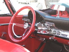 Chrysler 300 Dashboard - 1955