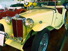 1949 MG TC Midget Roadster