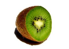 A Kiwi Fruit kiwifruit