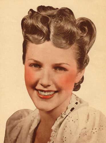 1940s Hair · 1940's Hair