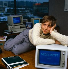 the Always sexy Bill Gates