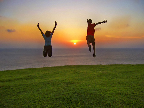 Jump for Joy by Bing Ramos