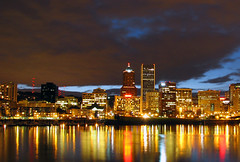 Is Portland, Oregon, really the de facto hub of open source? Montreal, Quebec, and Raleigh, North Carolina, say no