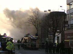 fire at Archway