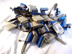 dongle_scrapyard_00 (Dan Lockton) Tags: graveyard entropy rainbow scrapyard detritus waste useless cad sentinel dongle bruneluniversity dongles hardwarelock architecturesofcontrol sentinelpro