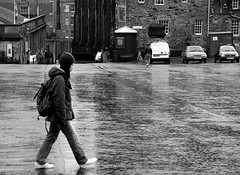 Edinburgh Castle Esplanade (C Ray Dancer) Tags: people monochrome wow cool edinburgh loveit