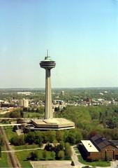 Skylon Tower (Through Joanne's eye) Tags: tower niagrafalls niagra skylontower