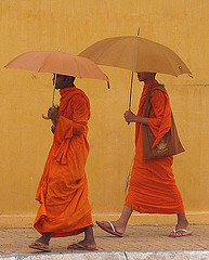 Phnom Phen, orange (**luisa**) Tags: orange asia cambodia warm colours searchthebest quality religion buddhism monks phnomphen interestingness301 i500 fivestarsgallery angkorsingles