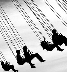 Shadows Go Round (Anima Fotografie) Tags: silhouette wow cool interesting spain gorgeous awesome 2006 espana magnificent portaventura steiner62 scoreme47 abigfave