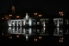 u-bahnhof rathaus schneberg (extranoise) Tags: light lake berlin night schneberg geotagged mirror bahnhof ubahn rathaus berlinatnight rathausschneberg berlinbynight geotoolgmif geolat52482989 geolon13340932