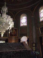 Tomb of Mehmet Fatih (Mehmet Fatih türbesi) (birdfarm) Tags: turkey türkiye tomb istanbul mosque mausoleum burial ottoman İstanbul mehmet ottomanarchitecture fatih camii ottomanempire mehmetfatih türbe