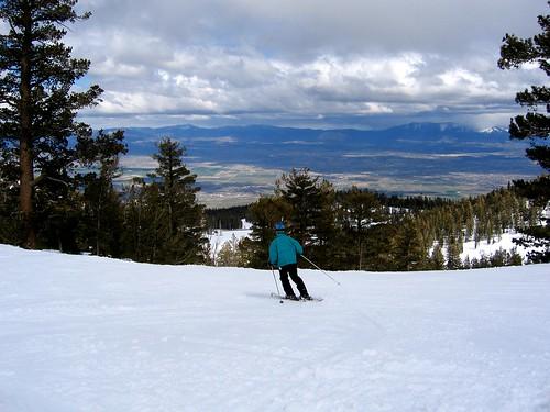 california ski