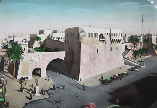 Tripoli late 50s by Libda's Gallery.