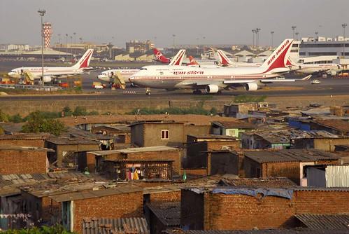Munbai airport