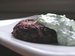 Chipolte Black Bean Cakes