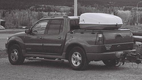 Ford (b/w)