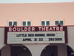 Boulder Theatre (Curtis Gregory Perry) Tags: old light red signs color classic luz glass sign night vintage 22 licht colorful theater neon glow bright little theatre 21 antique lumire tube tubes boulder ne retro riding signage april hood glowing dying luce muestra important signe sinal neons  zeichen bouldercity non segno 293   5001   teken     glowed    neonic