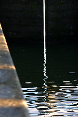 (Mark Rutter) Tags: abstract reflection canal gate all pattern graphic lock line strong f3 simple wavy bold wiggle i20 i120 markrutter