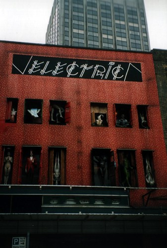 Electric Cinema, Birmingham by Ruth and Dave