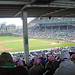 Wrigley Field: The View From Section 213, Row 18, Seat 112