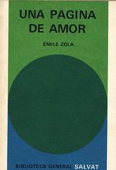 Émile Zola, Una Pagina de Amor