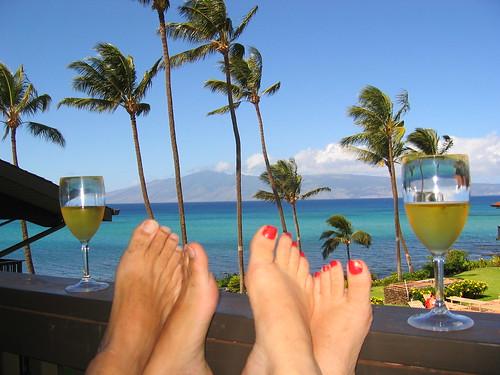 Maui para una luna de miel en Hawái