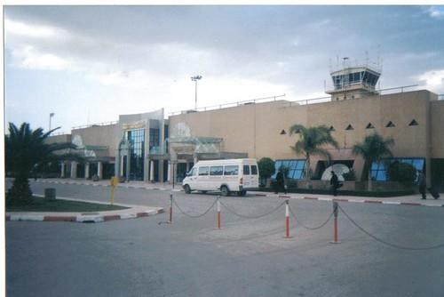 Aéroport Angad (Oujda)