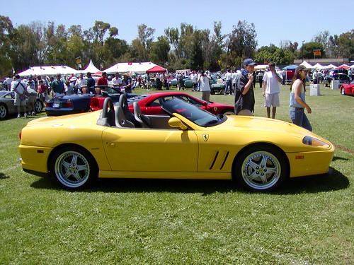 Фото Ferrari 550 Maranello