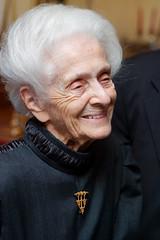 NOBEL Rita Levi-Montalcini (Reportergimmi) Tags: old portrait woman rita science levi nobel premio vecchia anziana montalcini scienziato nobelprix